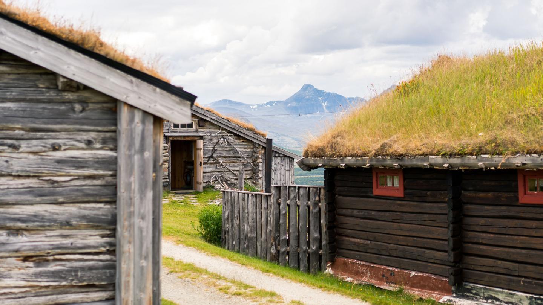 Grimsdalen Verdens vakreste seterdal | Nasjonalparkriket